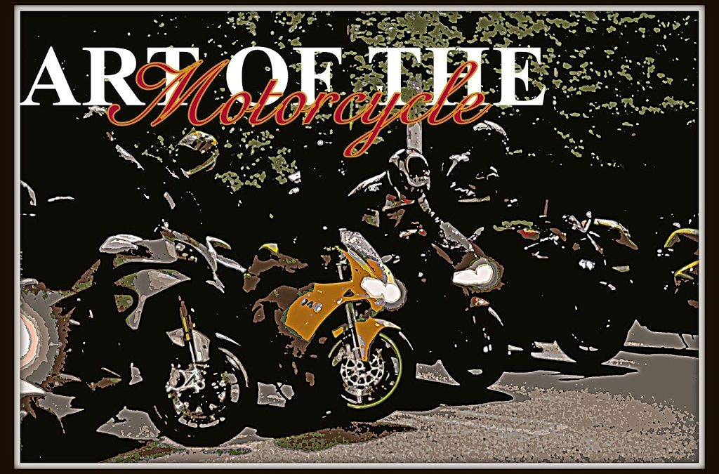 NODT Presents: Art of the Motorcycle